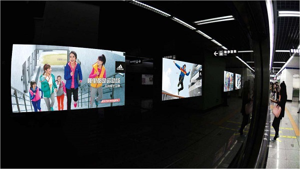 地铁广告监测