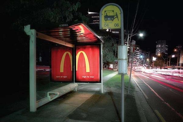 创意户外广告牌